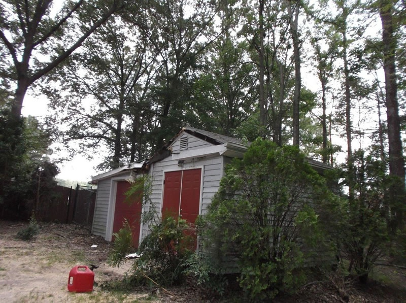Tree Roof Repair Project Richmond Va Before Amp After